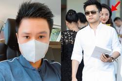Sau 1 tuần bị soi còn vấn vương tình cũ, Phan Thành đã 'chữa cháy' bằng hành động ý nghĩa