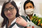 'Cô gái H'Mông nói tiếng Anh như gió' chia sẻ câu chuyện làm việc ở tuyến đầu chống dịch Covid-19