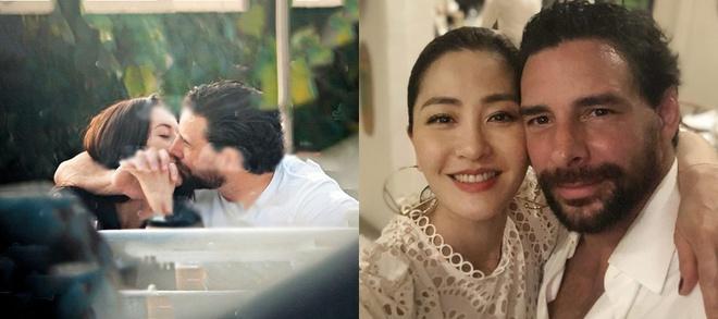 Siêu mẫu Hong Kong tha thứ cho chồng ngoại tình-1