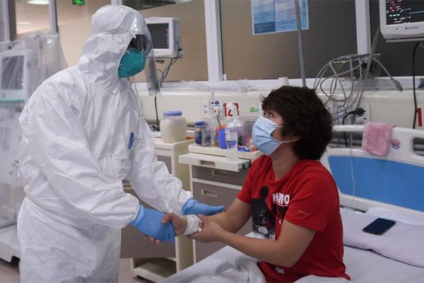 Bộ Y tế thông báo: 26 bệnh nhân xét nghiệm âm tính lần 1 với Covid-19-2