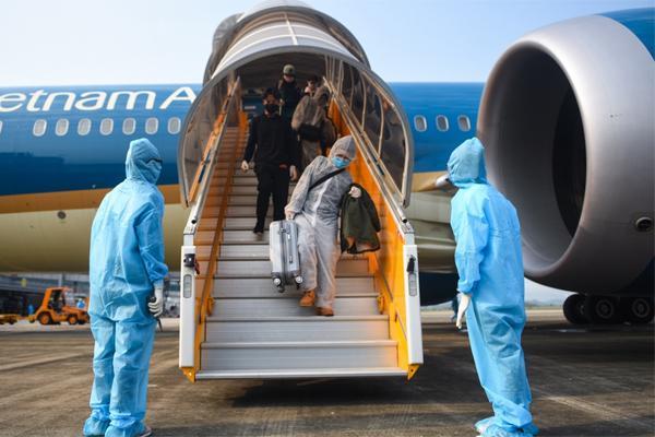 Hà Nội chuẩn bị những gì để đón 20.000 người về từ nước ngoài?-1