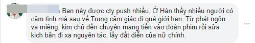 Netizen Việt hả hê khi nữ idol cướp đất diễn của Triệu Lệ Dĩnh bị công ty quản lý khởi kiện-4