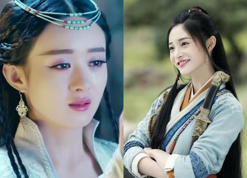 Netizen Việt hả hê khi nữ idol cướp đất diễn của Triệu Lệ Dĩnh bị công ty quản lý khởi kiện-3