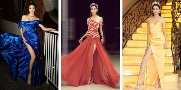 Nửa năm đăng quang, gia tài hàng hiệu của Lương Thùy Linh chỉ là 3 đôi hoa tai Dior cũ-2