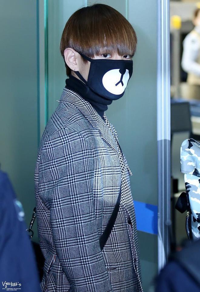 Khẩu trang đang là món đồ thời trang hot nhất tại Hàn Quốc-2