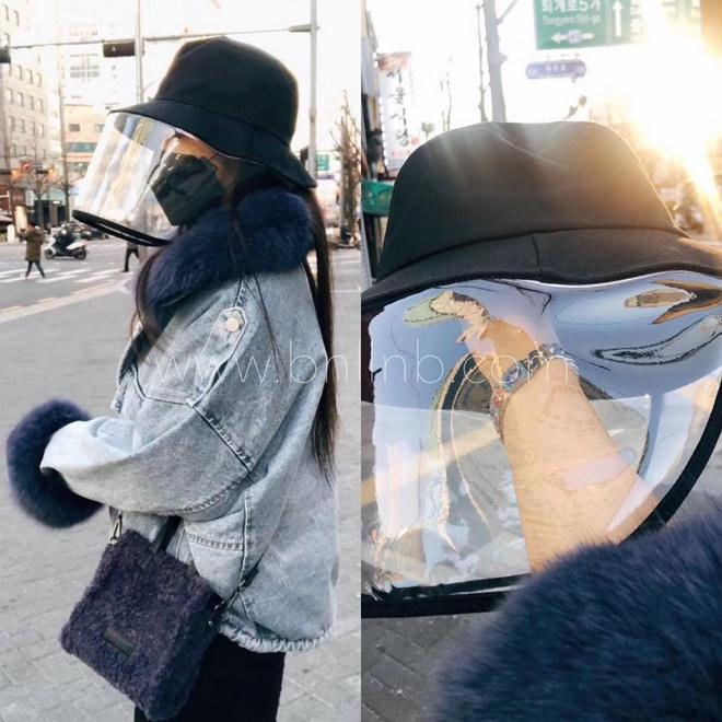 Khẩu trang đang là món đồ thời trang hot nhất tại Hàn Quốc-3