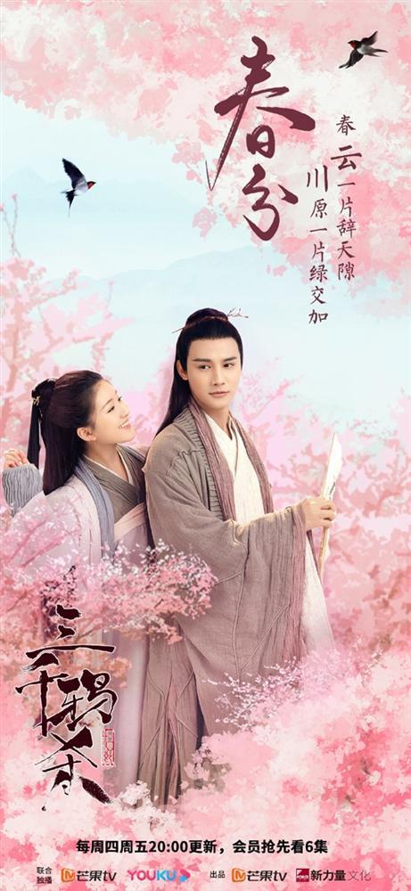 4 phim truyền hình Trung Quốc mới chiếu đang làm mưa làm gió trên màn ảnh nhỏ 2020-1