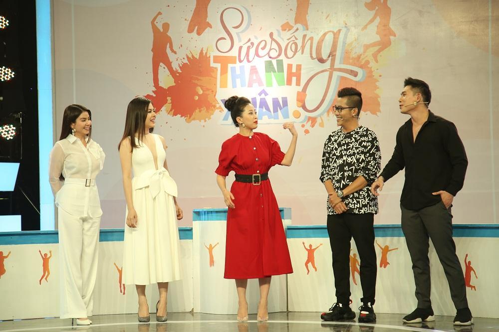 Hoàng Rapper thừa nhận bắt cá hai tay trên sóng truyền hình-1