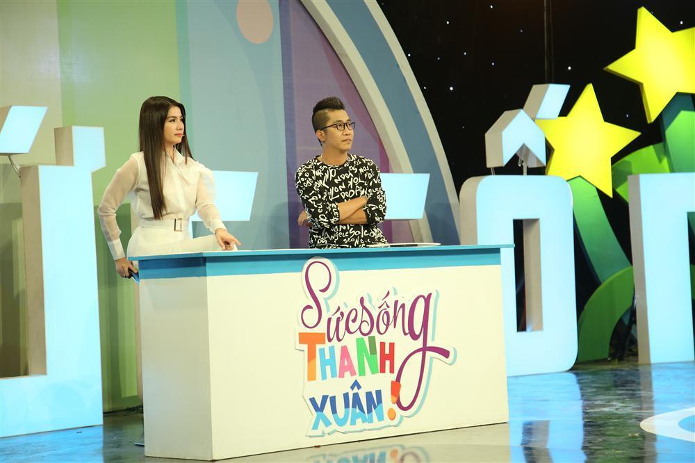 Hoàng Rapper thừa nhận bắt cá hai tay trên sóng truyền hình-2