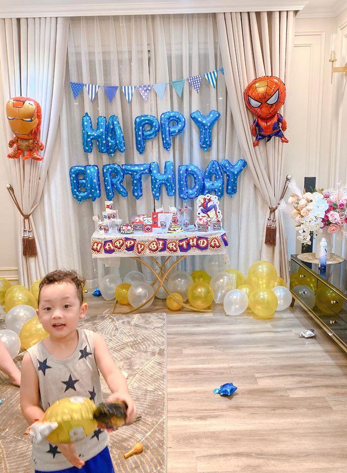 Ly Kute chia sẻ lời nhắn xúc động của con trai trong ngày sinh nhật tròn 4 tuổi-4