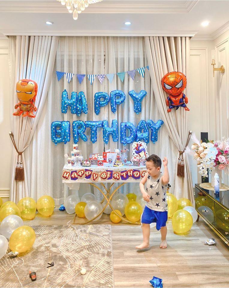 Ly Kute chia sẻ lời nhắn xúc động của con trai trong ngày sinh nhật tròn 4 tuổi-5