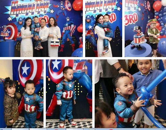 Ly Kute chia sẻ lời nhắn xúc động của con trai trong ngày sinh nhật tròn 4 tuổi-6