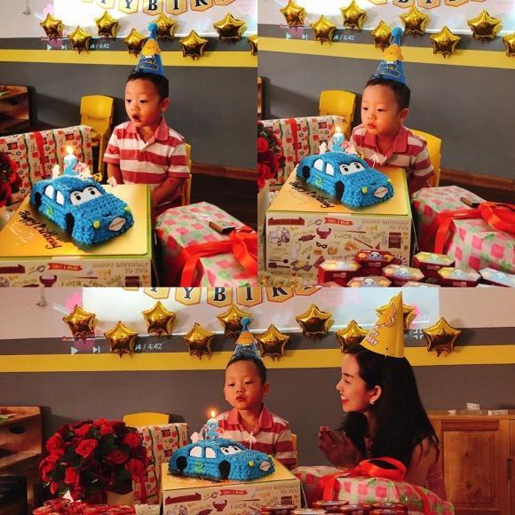Ly Kute chia sẻ lời nhắn xúc động của con trai trong ngày sinh nhật tròn 4 tuổi-7