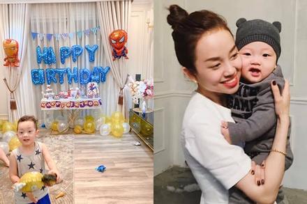 Ly Kute chia sẻ lời nhắn xúc động của con trai trong ngày sinh nhật tròn 4 tuổi