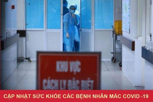 Bộ Y tế công bố thêm 7 ca mắc Covid-19, nâng tổng số lên 148 bệnh nhân-1