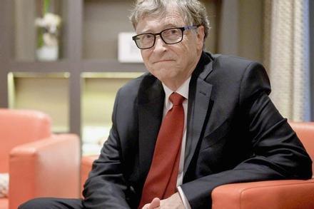 Tâm thư của Bill Gates về đại dịch Covid-19 là giả