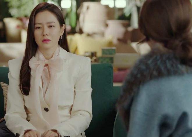 Fan phát hiện Kim Da Mi nhiều lần mặc đồ giống Son Ye Jin-3
