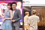 Rủ bạn bè đến nhà hát karaoke, vợ chồng Hari Won - Trấn Thành để lộ bí mật giấu kín cả năm trời
