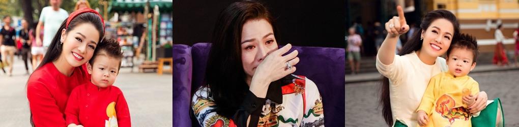 Nhật Kim Anh giành quyền nuôi con