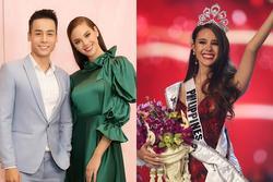 Bản tin Hoa hậu Hoàn vũ 26/3: Mỹ nam Việt duy nhất có vinh dự sánh đôi Catriona Gray là ai?