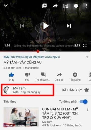 Giấu kín bao lâu, kênh Youtube Mỹ Tâm bỗng công khai follower khủng đến độ Sơn Tùng M-TP cũng ra chuồng gà-3