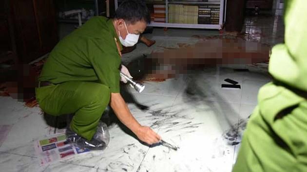 Bắt nghi can giết nhà sư và nữ phật tử ở Bình Thuận-2