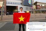 Về nước sau gần 1 năm sang Hà Lan thi đấu, ngoại hình đô con của Văn Hậu gây chú ý-7