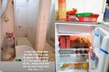 Chê khu cách ly 'bẩn lắm mầm bệnh', nữ du học sinh Úc gây phẫn nộ với chiếc tủ lạnh chứa cả 'núi' đồ ăn vặt