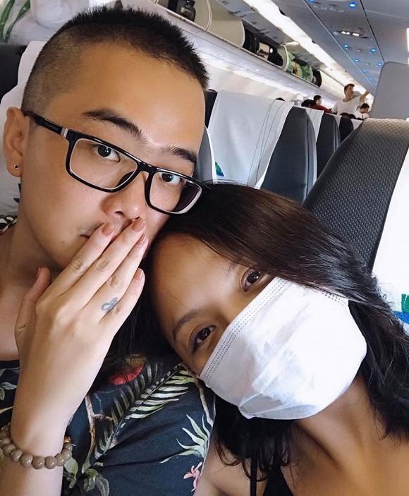 Bạn trai mới của diễn viên Thu Quỳnh My Sói công khai khoe ảnh tình tứ-2