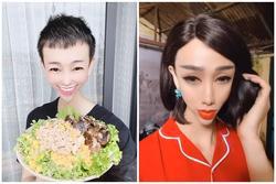 Hãi hùng với gương mặt như người ngoài hành tinh của Hải Triều