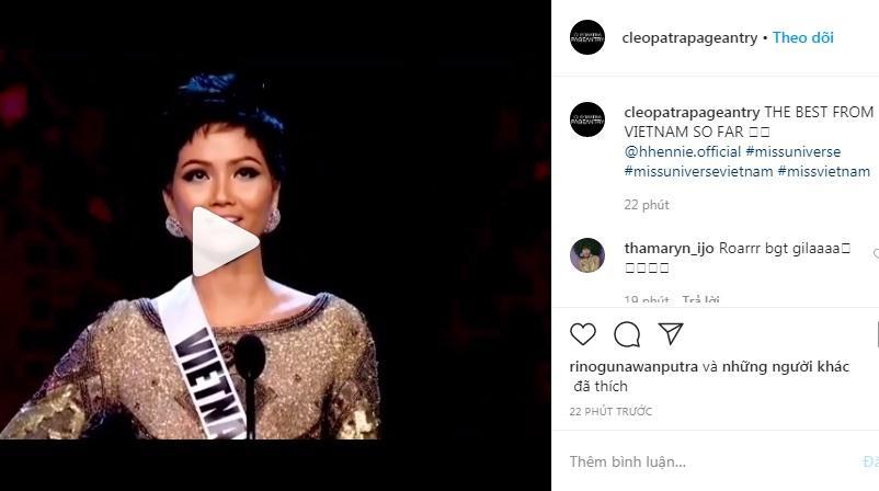 Bản tin Hoa hậu Hoàn vũ 27/3: Khán giả quốc tế vẫn cay khi HHen Niê trượt vương miện-1
