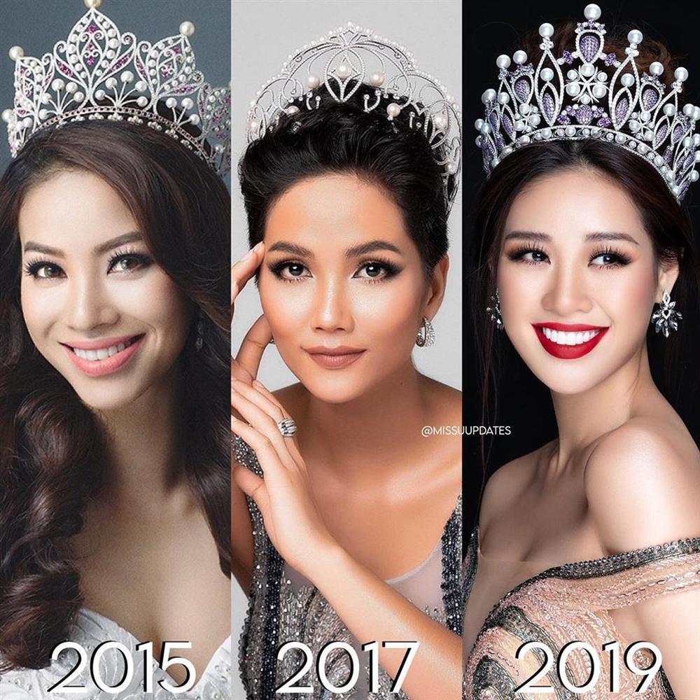 Bản tin Hoa hậu Hoàn vũ 27/3: Khán giả quốc tế vẫn cay khi HHen Niê trượt vương miện-10