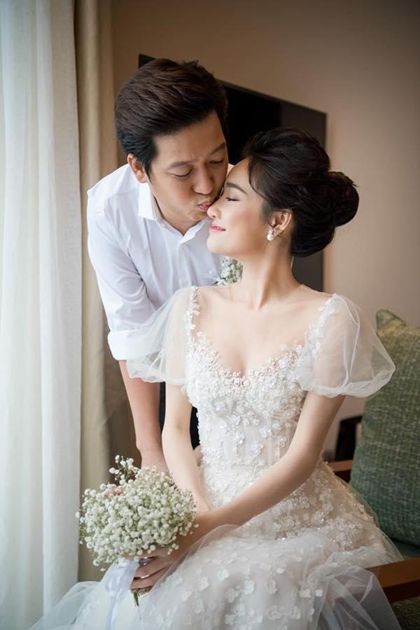 Mãn nhãn với bộ ảnh đính hôn cổ tích của Trường Giang - Nhã Phương sau gần 2 năm giấu kín-7