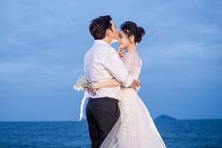 Mãn nhãn với bộ ảnh đính hôn cổ tích của Trường Giang - Nhã Phương sau gần 2 năm giấu kín
