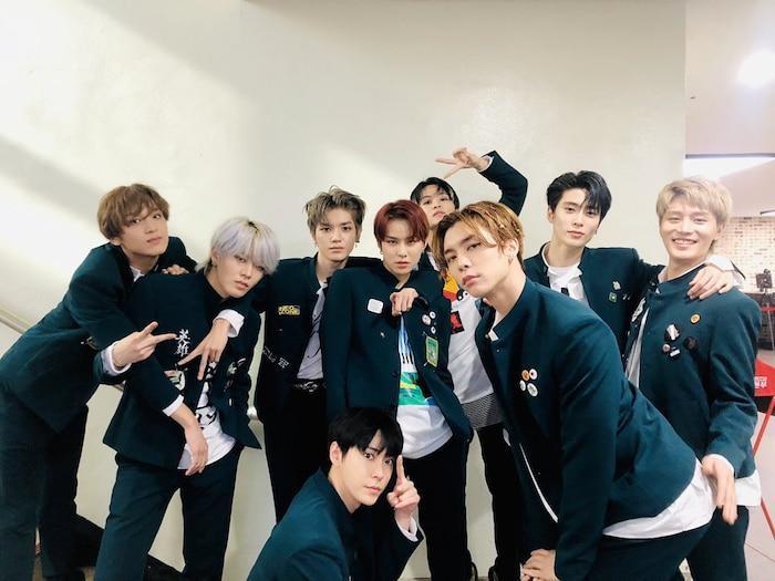 Triệt tiêu ON của BTS, NCT 127 xuất sắc giành cúp chiến thắng đầu tiên cho Kick It trên Music Bank-2