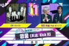 Triệt tiêu 'ON' của BTS, NCT 127 xuất sắc giành cúp chiến thắng đầu tiên cho 'Kick It' trên Music Bank
