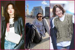 6 công thức phối đồ sang như Jennie và các sao Hàn