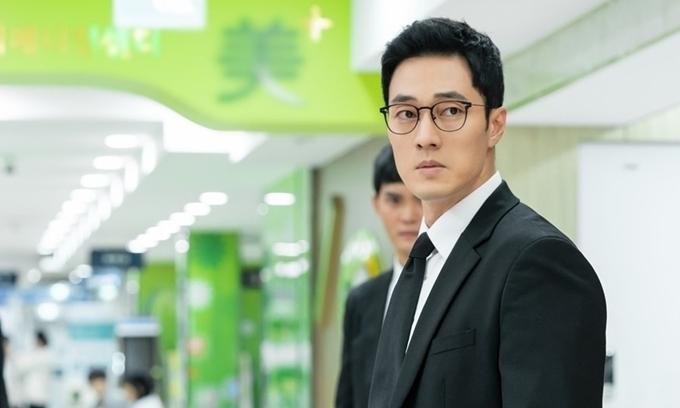 Phim của So Ji Sub từng dự đoán về virus corona-1