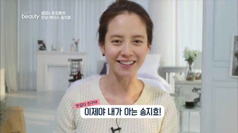Để mặt mộc vẫn nổi bần bật, mợ ngố Song Ji Hyo khẳng định đẳng cấp đẹp tự nhiên-7