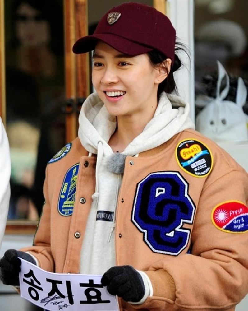 Để mặt mộc vẫn nổi bần bật, mợ ngố Song Ji Hyo khẳng định đẳng cấp đẹp tự nhiên-8