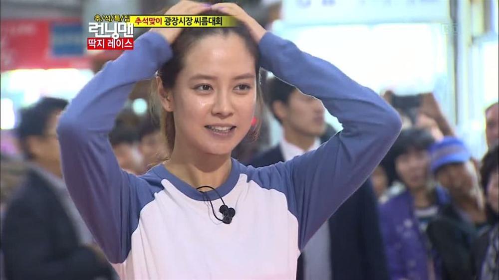 Để mặt mộc vẫn nổi bần bật, mợ ngố Song Ji Hyo khẳng định đẳng cấp đẹp tự nhiên-10