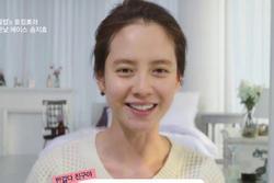 Để mặt mộc vẫn nổi bần bật, 'mợ ngố' Song Ji Hyo khẳng định đẳng cấp đẹp tự nhiên