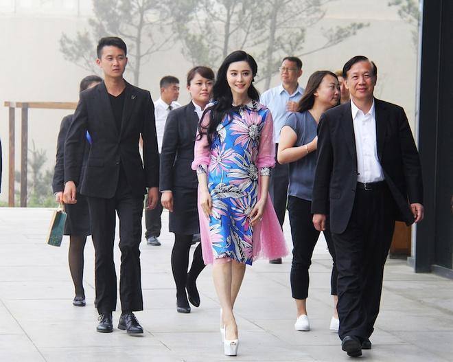 Biệt thự hàng triệu USD của Phạm Băng Băng bị phá bỏ-2