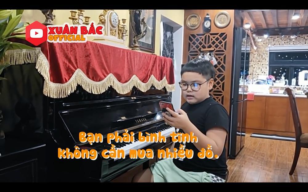 Con trai Xuân Bắc sáng tác thơ, ghép nhạc ca khúc ủng hộ phòng chống dịch Covid-19-2