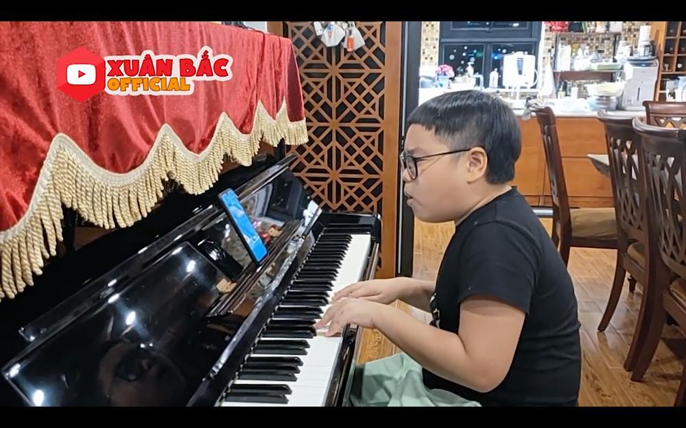 Con trai Xuân Bắc sáng tác thơ, ghép nhạc ca khúc ủng hộ phòng chống dịch Covid-19-6