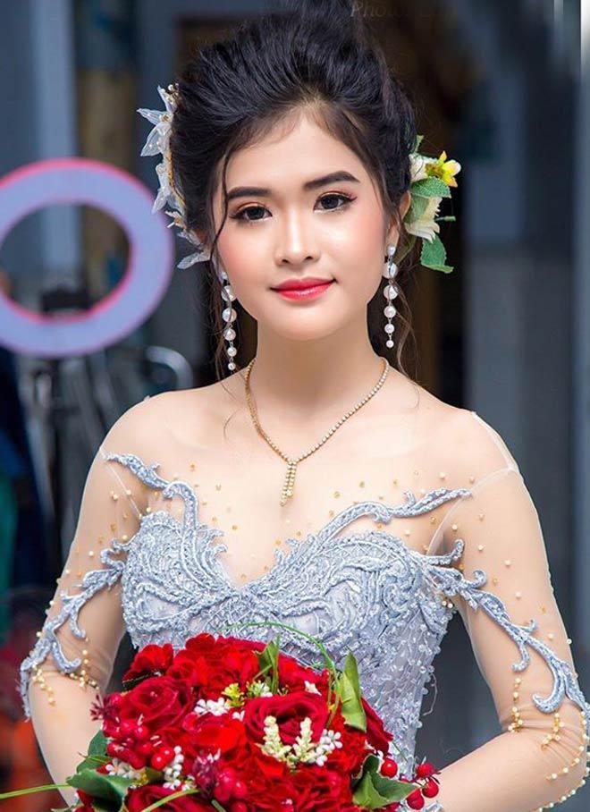 Sau 2 năm náo loạn MXH vì ngoại hình xinh đẹp, cô dâu Khmer ở Sóc Trăng giờ sống ra sao?-3