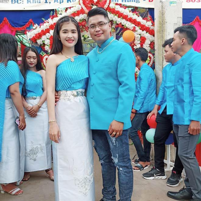 Sau 2 năm náo loạn MXH vì ngoại hình xinh đẹp, cô dâu Khmer ở Sóc Trăng giờ sống ra sao?-4