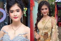 Sau 2 năm náo loạn MXH vì ngoại hình xinh đẹp, cô dâu Khmer ở Sóc Trăng giờ sống ra sao?
