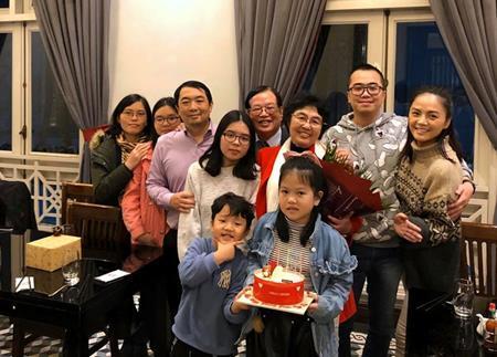Thu Quỳnh nói về bạn trai mới: Tôi luôn muốn yêu và được yêu-5