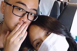 Thu Quỳnh nói về bạn trai mới: 'Tôi luôn muốn yêu và được yêu'